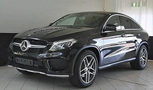 véhicule de luxe avec chauffeur